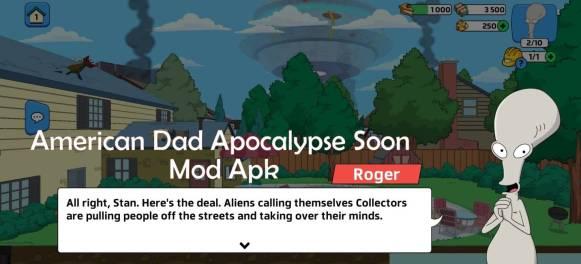 American Dad mod apk