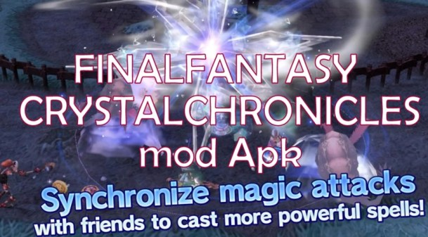 FINALFANTASY CRYSTALCHRONICLES mod Apk hack for Android