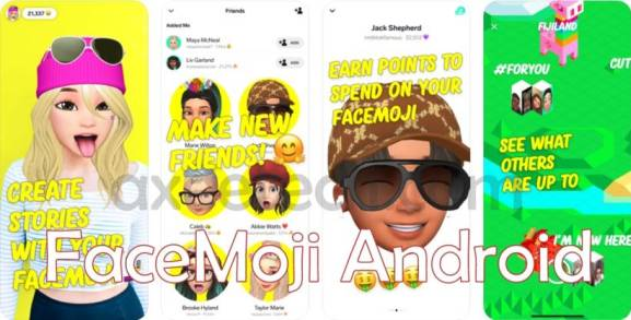 Facemoji Your 3D Emoji Avatar Apk for Android Download