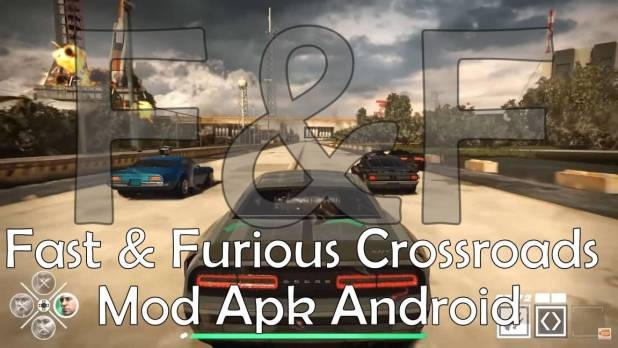 Fast and Furious Crossroads Mod Apk OBB for Android