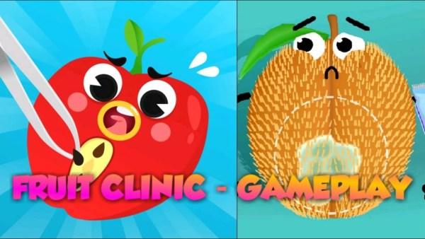 Fruit Clinic mod apk Hack