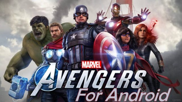 Marvel's Avengers Apk Mod OBB Android Download