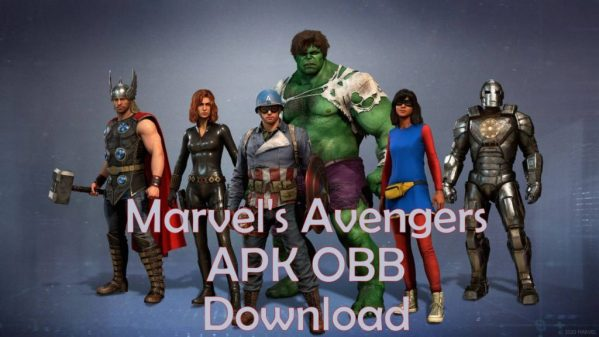 Marvel's Avengers Beta Apk OBB Android Download