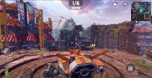 Titan Glory Apk Mod OBB Data for Android hack
