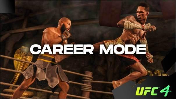 UFC 4 For PC Windows 10 Mac