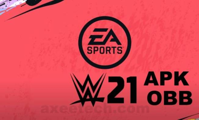 WWE 2k21 apk OBB Android