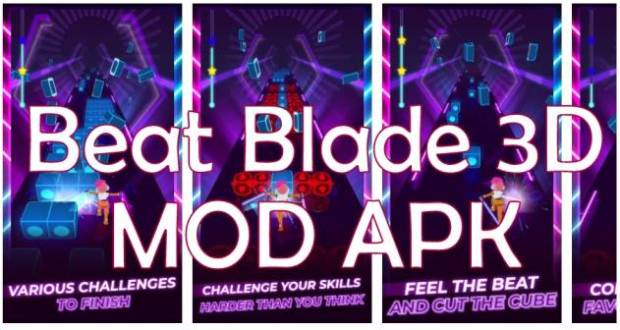 Beat Blade 3D Mod Apk Hack for Android