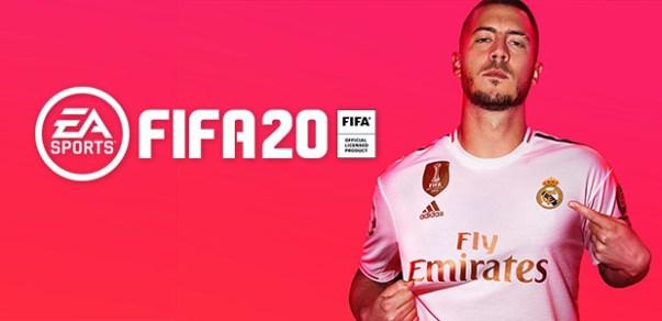 FIFA 20 Down EA Server Down