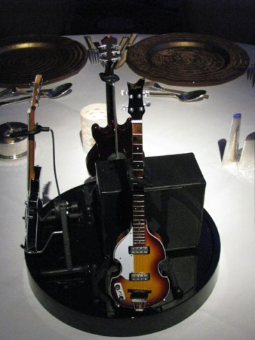 AXE HEAVEN® Miniature Guitars and Drum Kits at the Pacific Life 2011 National Sales & Award Conference