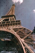 A different look at Eiffel tower