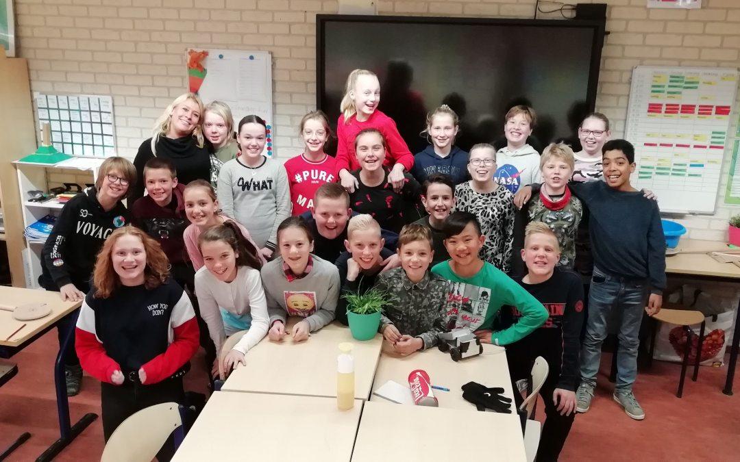 Estonia – AXEP Erasmusplus visit to Netherlands