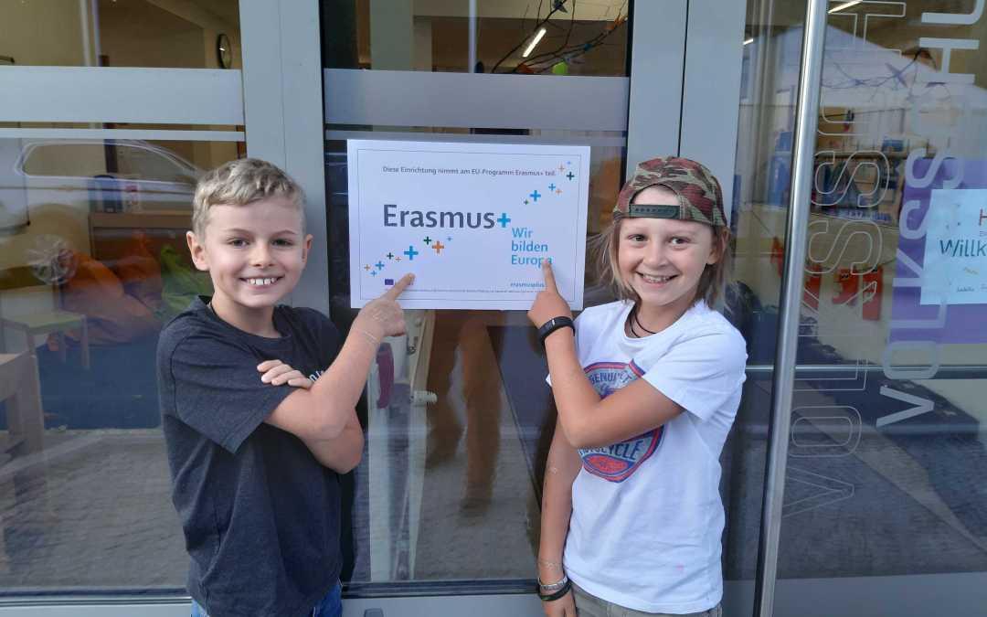 Austrian children in the Netherlands