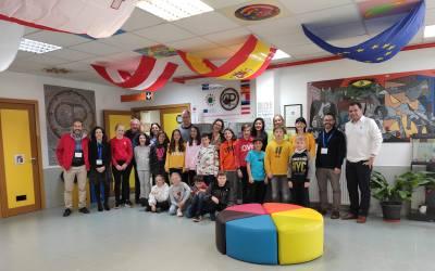 El Peralejo (Alpedrete) welcomes our partner schools of Europea proyecto Erasmus +