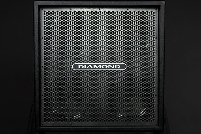 Diamond Custom 4x12 Cabinet with Celestion V30 Speakers
