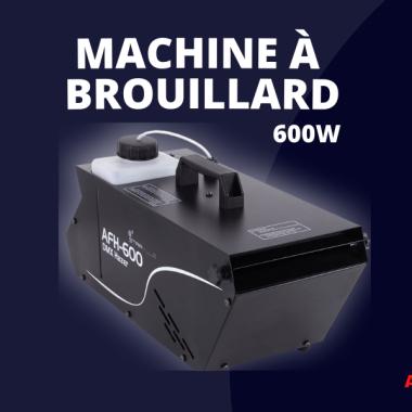 Location Machine à Brouillard Lille