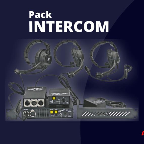 Location Pack Intercom Lille