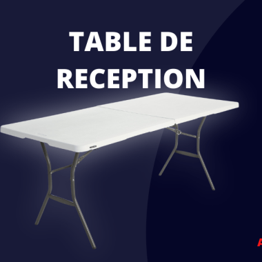 Location table lille