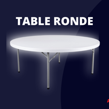 Location Table Ronde Lille