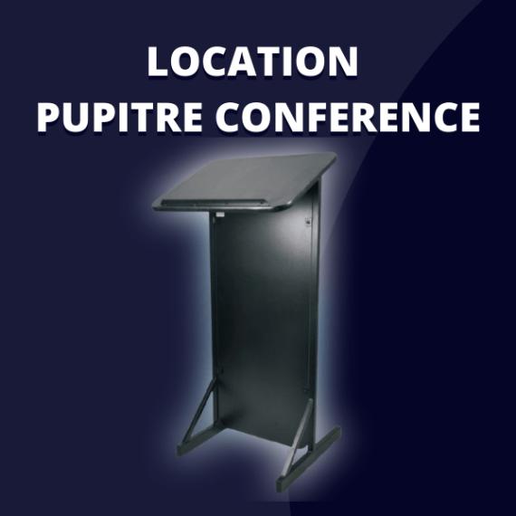 Location Pupitre Lille
