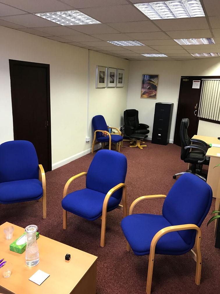 Consultation Rooms  Axia ASD