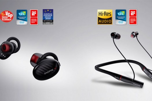 1MORE 萬魔推出雙旗艦系列耳機:真無線主動降噪與高清降噪圈鐵藍牙耳機 PRO 版啟動全新「靜」界!