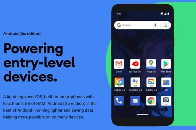 入門 Android 智慧機也有新一代系統升級!Google 宣佈支援 2GB RAM 入門款手機的 Android 11 Go Edition!