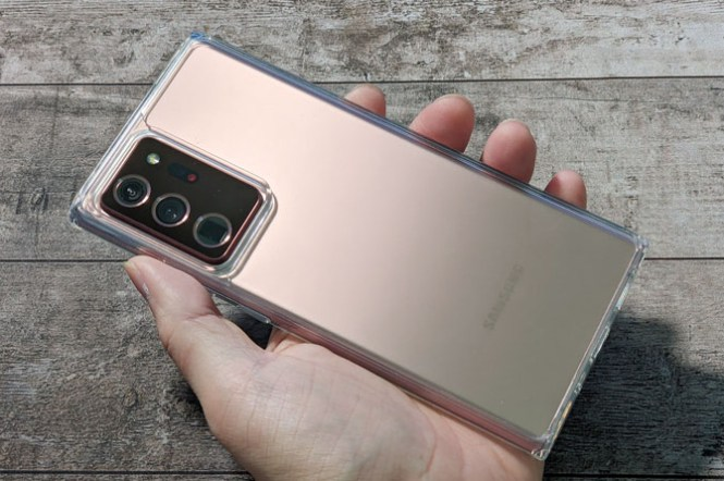 透明殼專家出品:Galaxy Note20 Ultra 清透鋼化玻璃殼開箱分享!