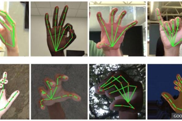 Google 新 AI 技術:可以偵測視訊影片中的「手語」並即時翻譯!