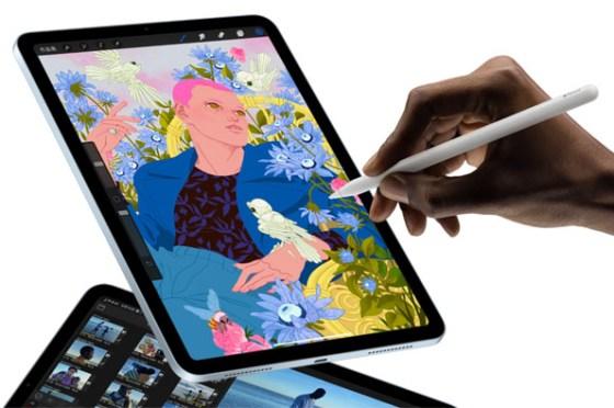 全新iPad、 iPad Air系列遠傳開賣有驚喜!加碼贈 2000 元購物金,再 5 折入手 Apple Pencil!