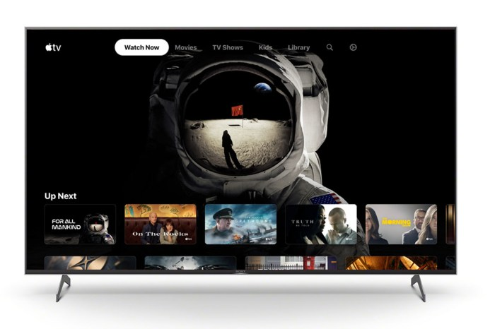 Sony 電視也能支援 Apple TV 了!特定 BRAVIA 系列機種更新後可安裝使用 Apple TV 與 Apple TV+ 內容!