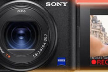 Sony 首款側翻螢幕數位相機 ZV-1,專為 VLOG、輕影音內容創作者設計,兼具易用性與強大拍攝功能!