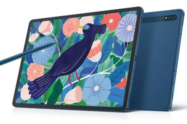 星同學來了!三星 Galaxy Tab S7   S7+ 「星霧藍」2/26 全台上市,三星學生、教職員專屬教育優惠方案 7 折同步優惠中!