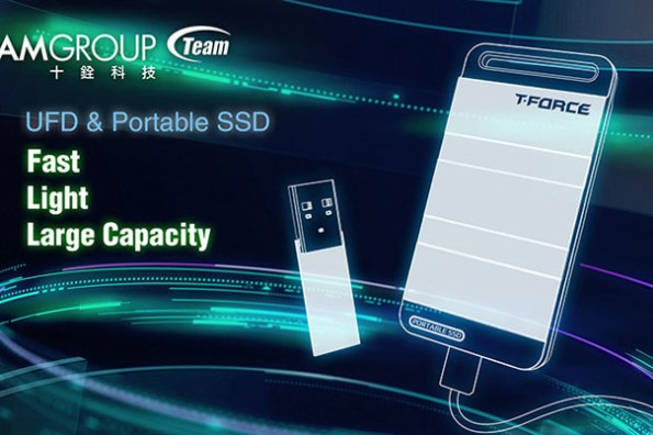 十銓科技儲存類產品新突破!SSD 讀寫等級 UFD 隨身碟,超輕薄 8TB 外接 SSD 更快、更高效率!