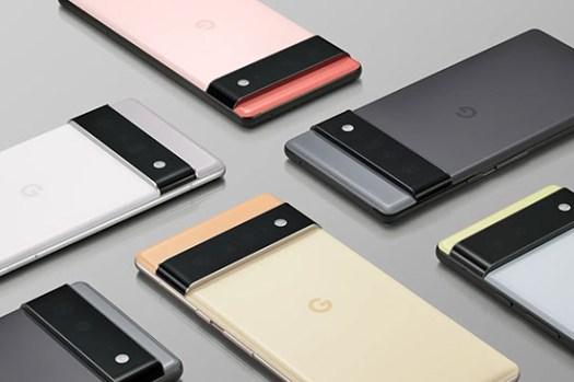 Google Pixel 6 & Pixel 6 Pro 官網無預警公開!確認將採用 Google Tensor 自研晶片,預計今年秋季上市!