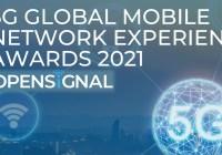 5G 下載、上傳與影音體驗遠傳電信三冠全球!Opensignal 2021 年 5G 全球行動網路體驗獎項公開,台灣電信商繼續發光發熱!