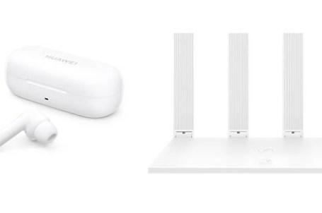 華為在台推出主動降噪真無線耳機 HUAWEI FreeBuds 3i 與 HUAWEI WiFi WS5200真雙頻無線路由器,7月上旬陸續上市!