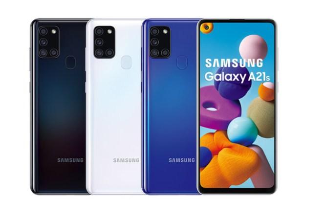 三星 Galaxy A21s 在台上市!6.5 吋 O 極限全螢幕、4800 萬畫素四鏡頭…等優質規格台幣 7000 有找!