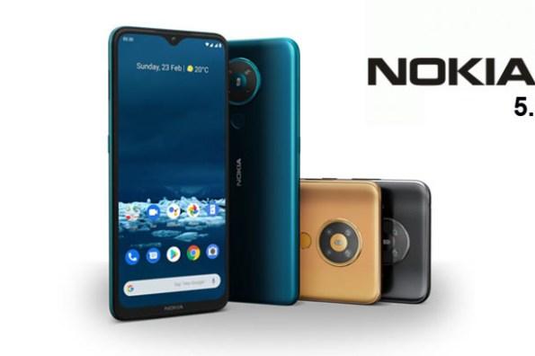 超高 CP 值!Nokia 5.3 正式登台~6.55 吋超大螢幕,2 天長效超大電量與主相機 AI 四鏡頭兼備!