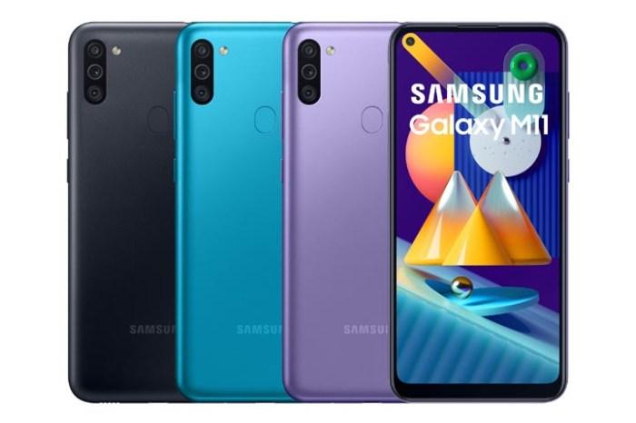 三星再戰高 CP 值入門級市場!Galaxy M11 將在 5/4 於台灣上市,售價新台幣 3990 元!