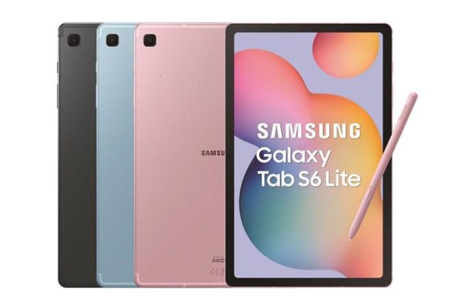 台灣三星推出 Galaxy Tab S6 Lite,81.1% 螢幕佔比、搭配 S Pen 主打學習新神器!