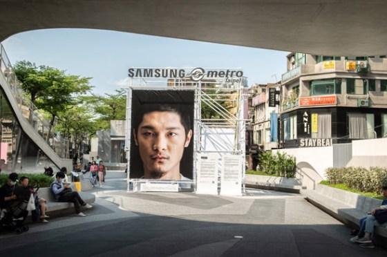 Galaxy S20 Ultra「顛覆」手機視野!台北心中山公園「顛覆攝影展」邀請大家體驗手機獨特功能!
