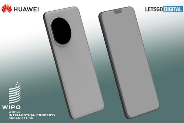 華為下一代 Mate40 系列,主相機「不圓了」?相機模組旁還加入環型觸控螢幕,增加新玩法?