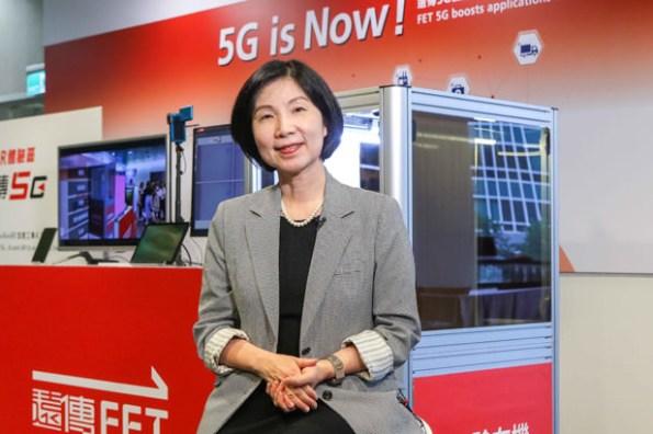 遠傳攜手愛立信,黃金頻譜搭配「魚前腹」頻段位置打造 5G 新世代行動網路!