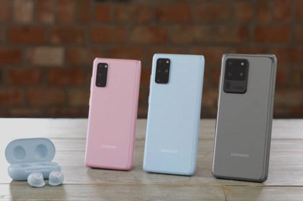 三星新旗艦 Galaxy S20 系列、新摺疊螢幕機 Galaxy Z Flip 同步發表:展現手機的未來,改變所有人體驗世界的方式!