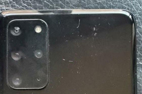 三星 Galaxy S20+ 5G 實機外觀照流出!沒錯,已經不是 S11 了!