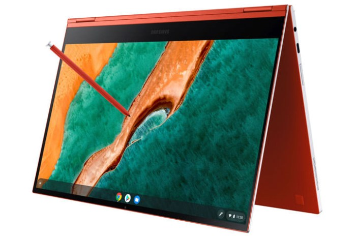 集頂尖規格於一身!三星推出 Galaxy Chromebook,內建可 360 度翻轉 4K AMOLED 螢幕,更內建觸控筆!