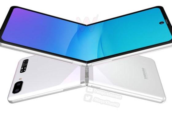 Galaxy Fold 2 長這樣,你可以嗎?這應該會是最接近上市樣貌的概念機!