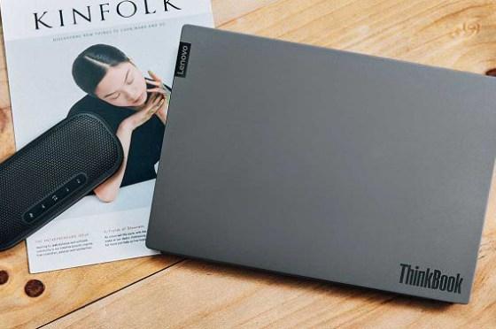 高顏值筆電 Lenovo ThinkBook 13s 實測報告:工作、娛樂一手包辦!