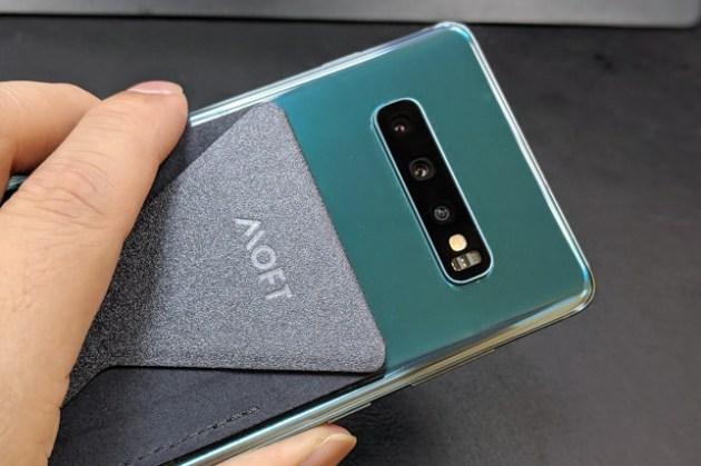MOFT X 手機、平板隱形支架開箱實測:輕薄貼身,縱向橫向瀏覽皆適宜的便利設計!