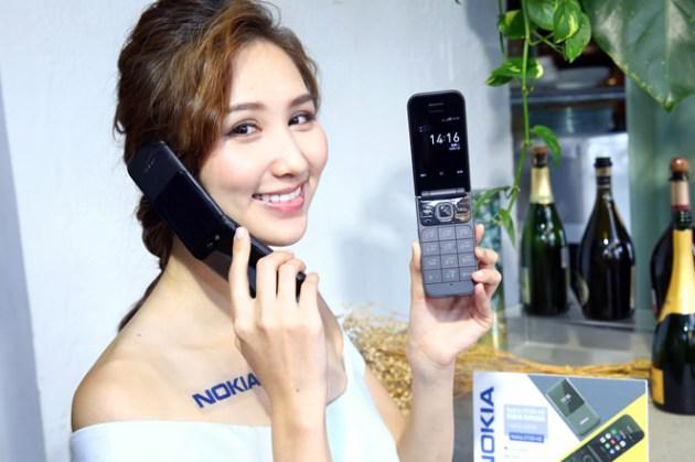 摺疊手機不死?4G 版 Nokia 2720 Flip 正式推出!主打復古潮風,經典設計兼具多元智慧功能!